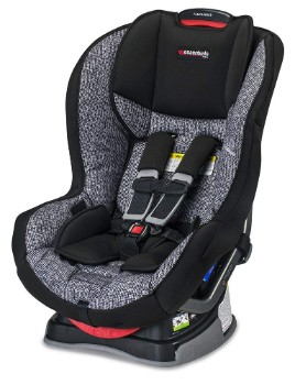 Britax Allegiance Convertible Car Seat Review